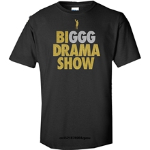 ac5443ca07be0f Men T shirt Ggg Black Biggg Drama Show Gennady Golovkin funny t-shirt  novelty tshirt