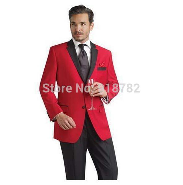 popular red prom suitsbuy cheap red prom suits lots from