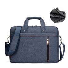 13 14 15 17 Inch Big Size Nylon Computer Laptop Bag Solid Notebook Tablet  Bags Case Messenger Shoulder Unisex Men Women Durable