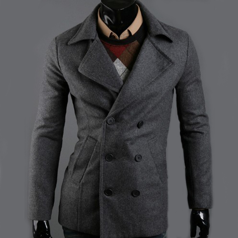Popular Mens Wool Coat Sale-Buy Cheap Mens Wool Coat Sale lots ...