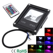 цены 10W LED IP65 Flood Light Outdoor Garden Landscape Yard Warm/Cool White/RGB Lamp