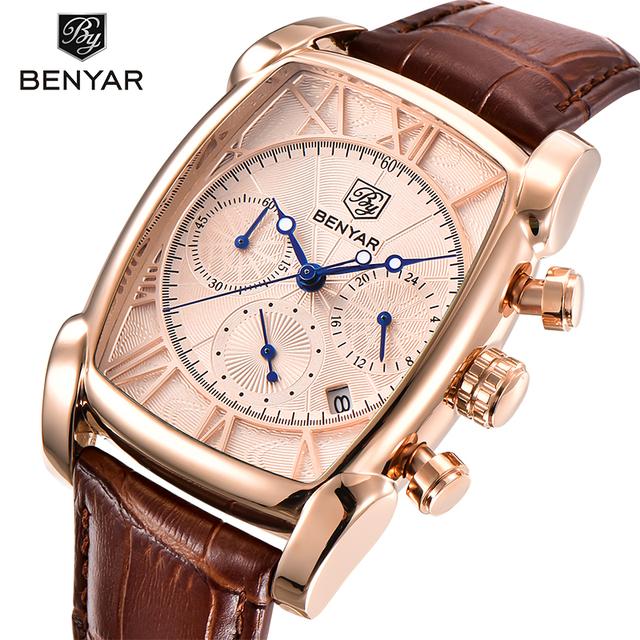 Mens Luxury Wrist Watch