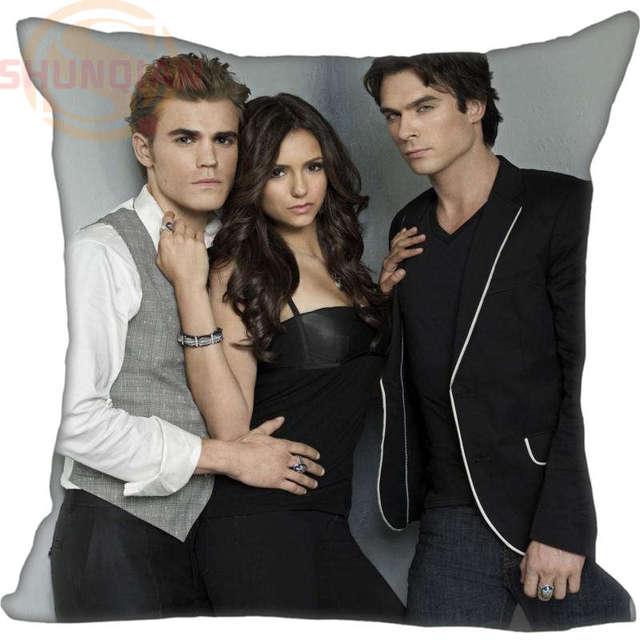 Beste Neue The Vampire Diaries Kissenbezug Hochzeit Dekorative