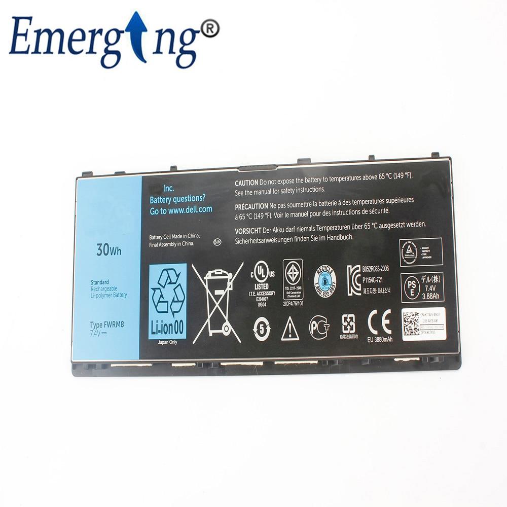 7.4V 30Wh Nueva Batería Original para Laptop DELL Latitude 10 FWRM8 - Accesorios para laptop - foto 3