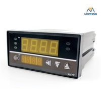 Very Hot Sale XMT9000 Series XMTF 9000 Panel Size 48 96 Programmable Digital Intelligent PID Temperature