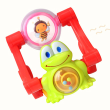 Baby Toys Wheel Rattles Activity Play Toys