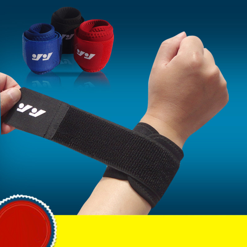 卸売スポーツリストバンドブレースラップ包帯サポートジムストラップランニングスポーツ安全手首サポートpulseira