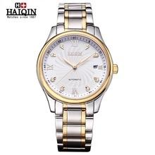 2017 new Top Brand HAIQIN Original WristWatch Men Fashion Casual Sapphire Luxury automatic mechanical Wrist watch Clock men