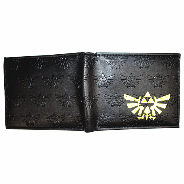 New Arrival Game  Wallet High Quality PU Leather Men's Purse 3