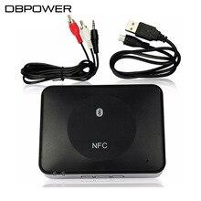 Bluetooth NFC Audio Récepteur pour Système de Son Récepteur Bluetooth Récepteur Audio Haut-Parleur Bluetooth Musique Récepteur