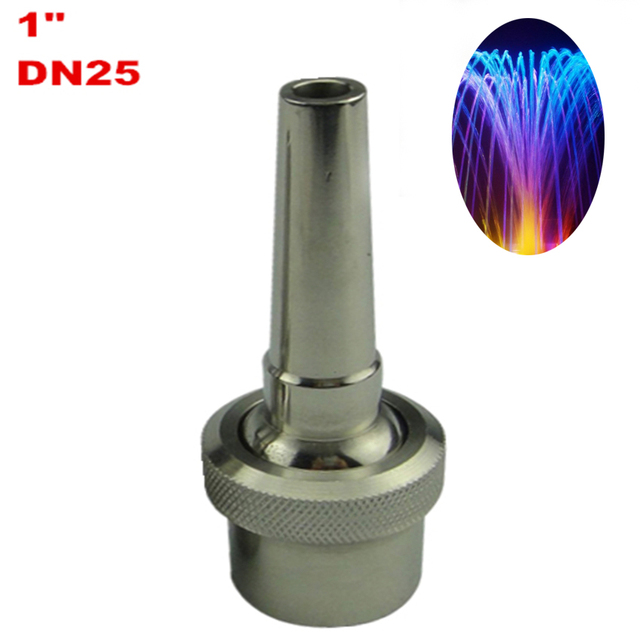 Factory direct quot dn stainless steel multi jet water