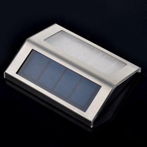 Lâmpadas Solares da escada interior conduziu a Características : Solar Motion Sensor Light