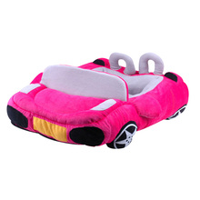 Cool car-themed Detachable Cotton Padded chihuahua bed / house