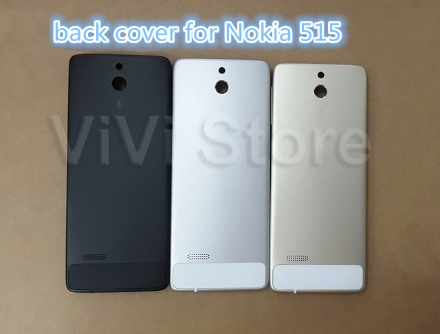 on sale ed967 b5d07 US $5.99 |Original Back Cover for Nokia 515, Genuine Battery Cover for  Nokia RM 952, Mobile phone housing for 515 on Aliexpress.com | Alibaba Group