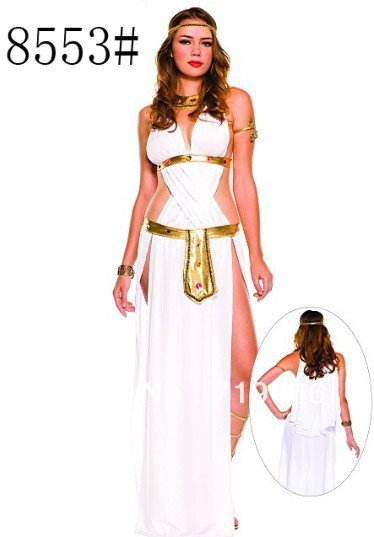 New Woman Halloween Costume For 2013 Sex Egypt Cleopatra -1819