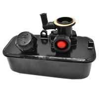 Lawn Mower Carburetor Fuel Gas Tank Fits Briggs Stratton 494406 498809A 498809 AE0802 Plastic