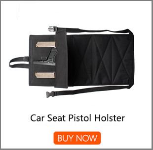Car Seat Pistol Holster