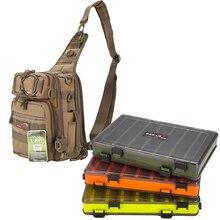 Waterproof  Fishing Bag Large Capacity Multifunctional Lure Fishing Tackle Pack Outdoor Shoulder Bags A209 цены
