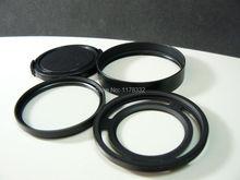 52 мм Переходники объективов кольцо/Кепки/капюшон/УФ-фильтр для Fujifilm Fuji X10 X20 X30