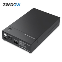 External Tool Free Hard Drive Enclosure USB 3.0 to SATA Docking Station For 2.5/3.5 Inch HDD SSD Support UASP Automatic Sleep|HDD Enclosure| |  -