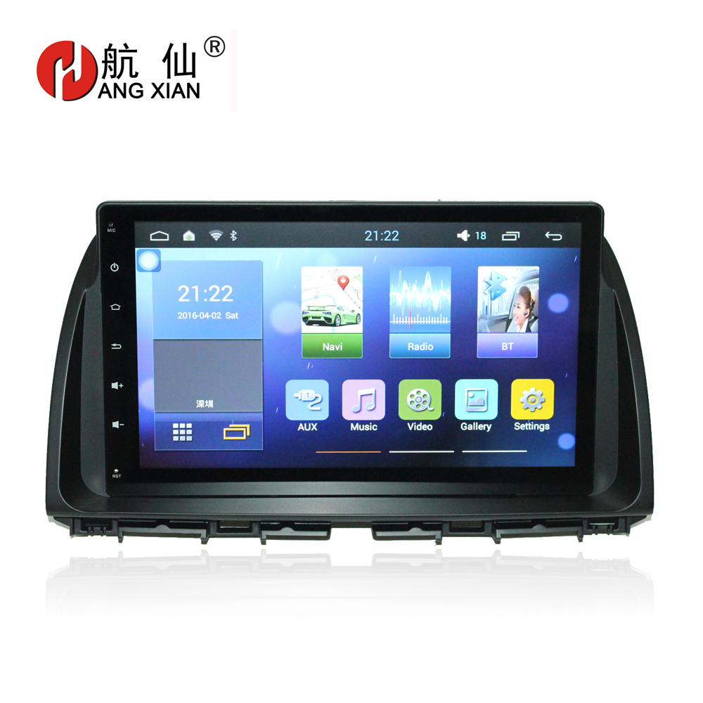 Bway 10.2 Car radio for MAZDA CX-5 2013 2014 2015 2016 Quadcore Android 7.0 car dvd GPS player with 1G RAM,16G iNand rom 16g 2 din android car dvd for mazda cx 5 2012 2013 2014 navigation radio audio gps ipod bluetooth russian menu