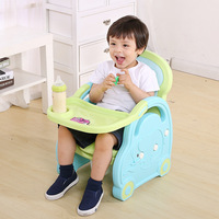 Multi Function Dual use Children Dining Chair Baby Training Toilet Stool Booster Eatting Chair Baby Dining Table Chair 6 M~3 Y