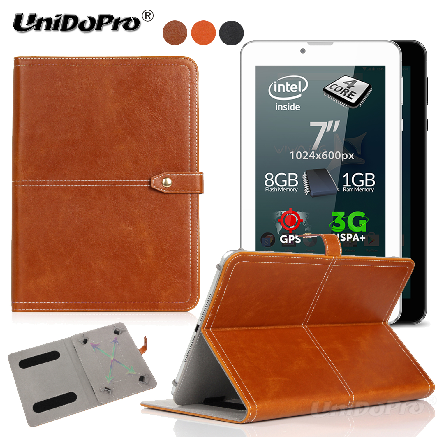 Unidopro Shockproof PU Leather Protective Folio Case for Amazon Kindle / Fire HDX 8.9 Tablet Conque w/ Multi-angle Stand Cover for amazon kindle fire hd 8 hd8 2016 8 0 inch tablet shockproof case for amazon fire hd8 2016 kids baby safe back cover fundas