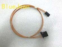Freies VERSCHIFFEN Marke neue 80CM 400CM Optischen kabel linie für Audi Mercedes Bmw F20 AMP Bluetooth auto GPS faser kabel