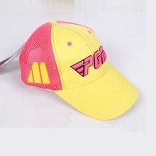 Новая версия Гольф шляпа Спорт Кепки Гольф Кепки для Для мужчин и Для женщин