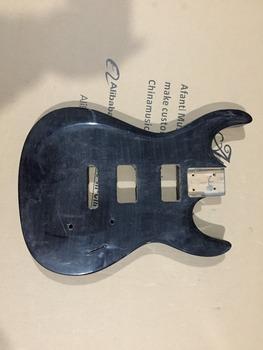Afanti Music gitara elektryczna DIY korpus gitary elektrycznej (ADK-702) tanie i dobre opinie Beginner Unisex Do profesjonalnych wykonań Nauka w domu LIPA Drewno z Brazylii None Electric guitar Electric guitar body