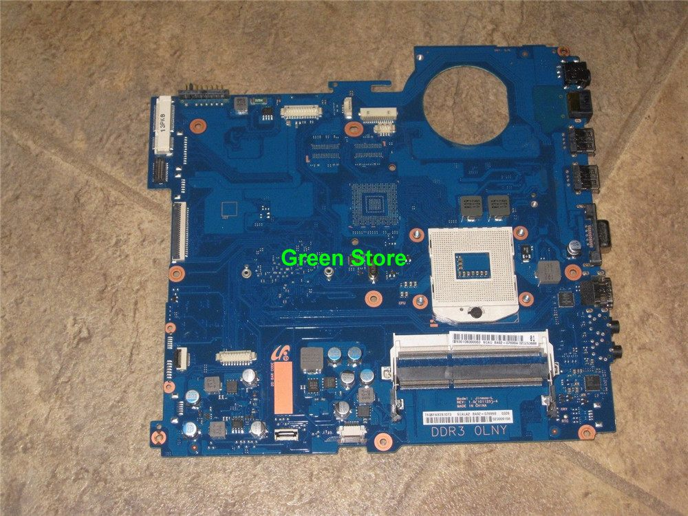 Model  Jinmao L Motherboard For Samsung Np Rv511 Ba41