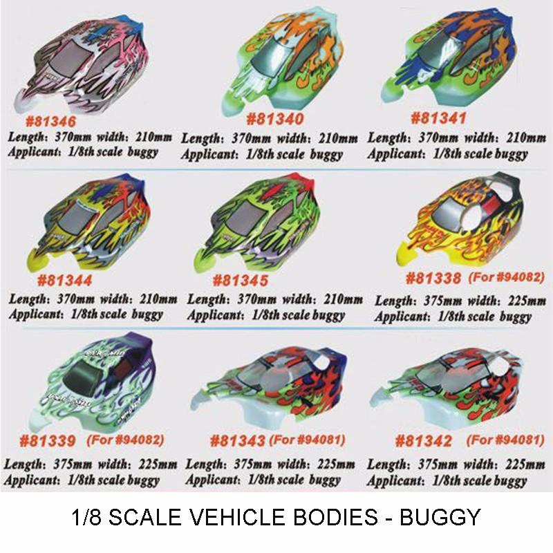 108 buggy bodyshell