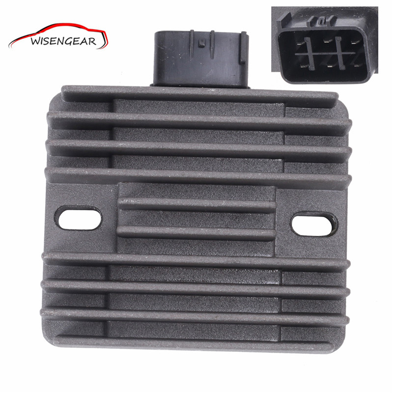 Motorcycle Metal Voltage Regulator Rectifier For Yamaha VX FX 6D3 81960 00 00 68V 81960 00