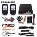 EASYGUARD умная Автомобильная сигнализация комплект PKE psssive Автозапуск системы с дистанционным двигатели для автомобиля к