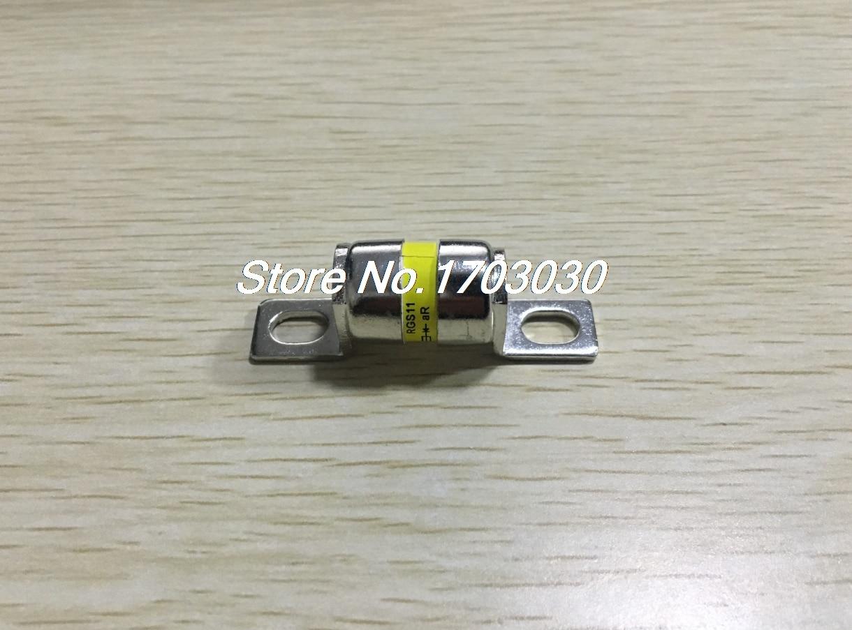 цена на 80A 380V AC Short-circuit Bolt Connected Fasr Blow Fuse Linker SYU RGS11