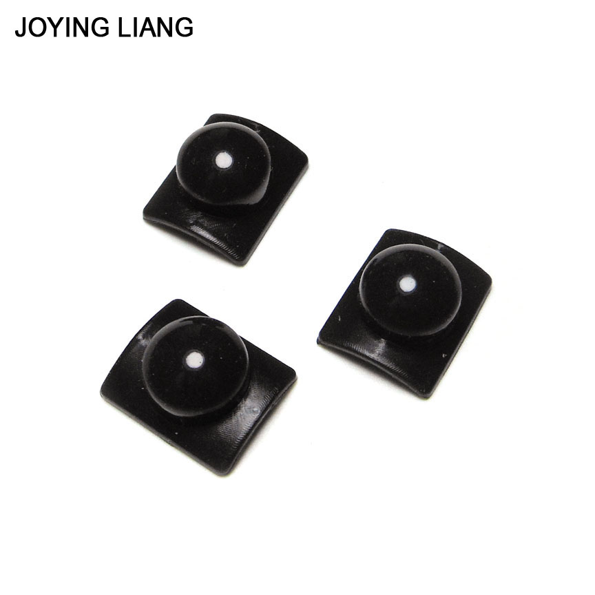 JOYING LIANG L097 13.4mm Strong Light Flashlight Button Rubber Switch Cap Rechargeable Electric Torch Switch Seal Cap Waterproof
