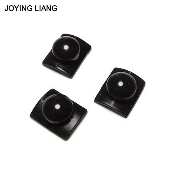 Radość LIANG L097 13 4mm latarka o silnym świetle przycisk gumowy kapturek przełącznika akumulator latarka elektryczna nakrętka przełącznika wodoodporna tanie i dobre opinie Rubber B170030 bumper switch cap