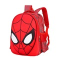 New cartoon spiderman schoolbag cool school bag for boys students waterproof backpack kids book bags large capacity child gift
