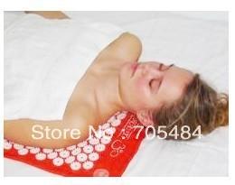 Matras T Stuk : 1 stuk acupunctuur massage kussen acupunctuur matras yoga matras