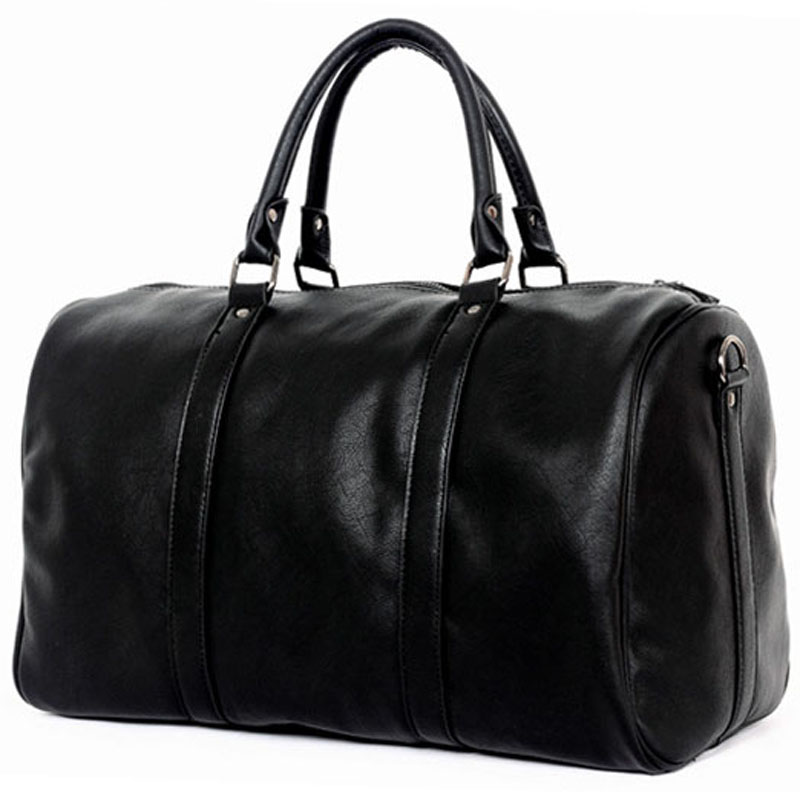Online Get Cheap Black Leather Luggage -Aliexpress.com   Alibaba Group