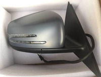 Right Passenger Side door Mirror Assembly for Mercedes W221 S550 S600 S400 S65 AMG 2218101276