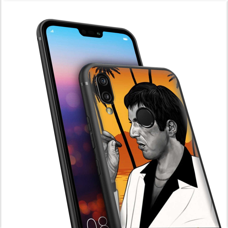 Lavaza פני צלקת מקרה עבור Huawei P8 P9 P10 P20 P30 Y6 Y7 Y9 לייט פרו P חכם נובה 2i 3i מיני 2017 2018 2019