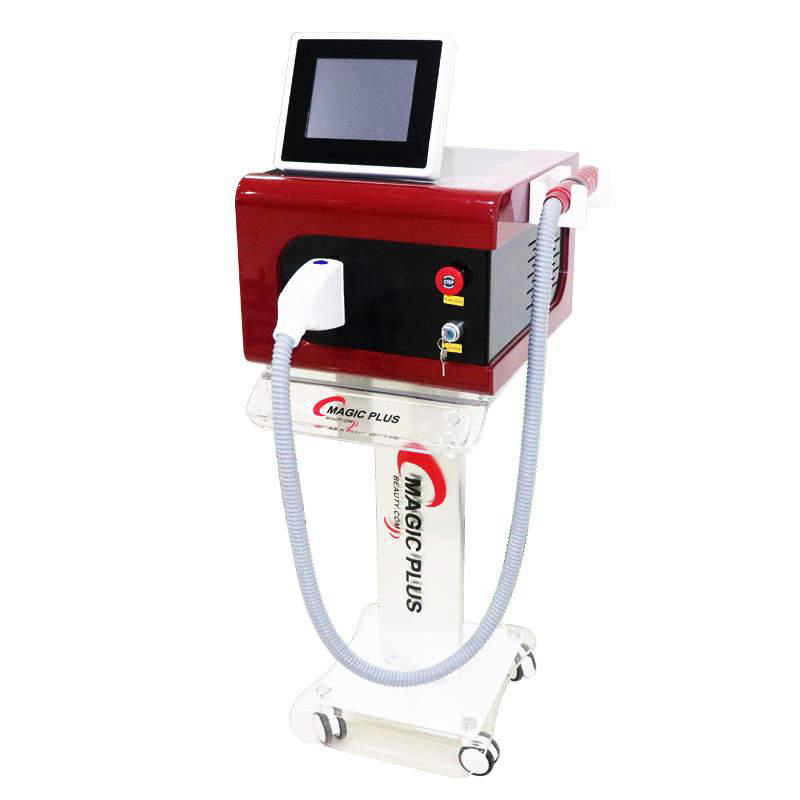 Factory Price !!!  Laser For Black Doll Tattoo Removal Pore Remover Face Lift Pigment Removal Machine