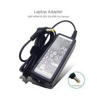 Lage prijs laptop charger 20 v 2a voeding voor lenovo ideapad u460s u260 u150 adp-40nh b 36001648 36001671 36001672 tablet