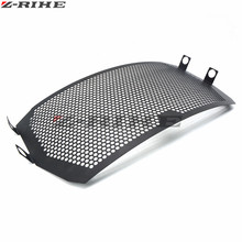 купить Motorcycle Stainless Steel Radiator Guard Protector Grille Grill Cover for Ducati Monster 821 2014-2016 2015 Monster 821 по цене 3343.84 рублей