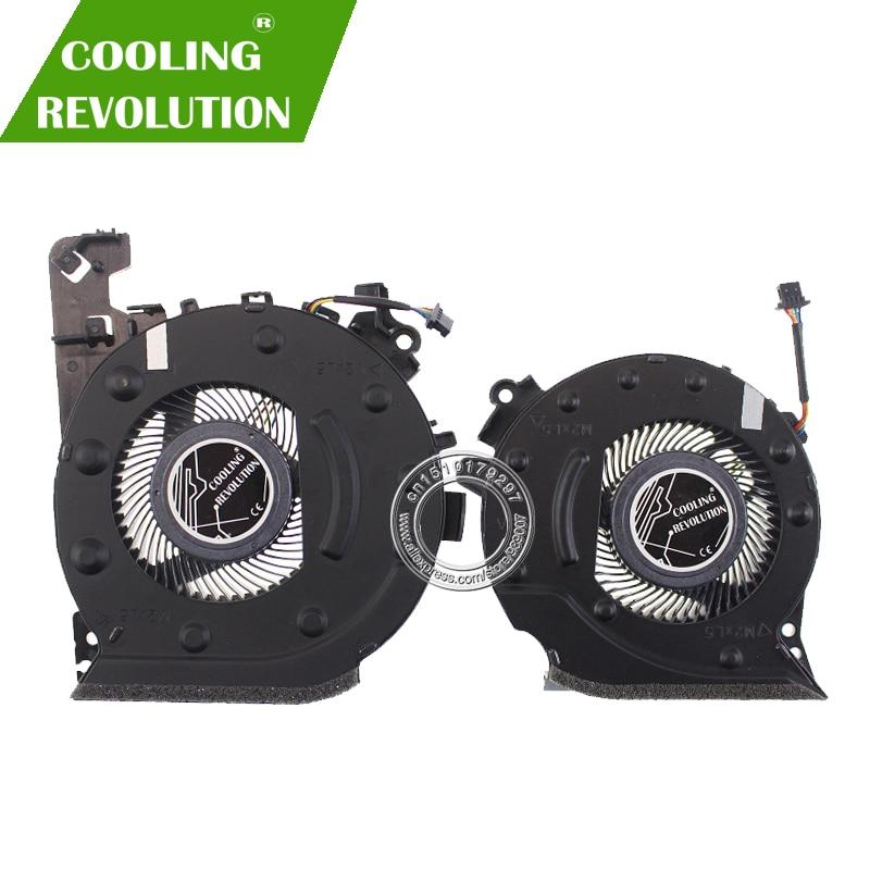 NEW COOLING FAN FOR HP PAVILION 15-CX0598NA 15-CX0040NR 15-CX0071NR 15-CX0999NL TPN-C133 COOLING FAN L20334-001 L20335-001