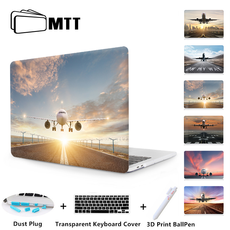 MTT Airplane Laptop Sleeve For Macbook Air Pro Retina Touch Bar 11 12 13 15 inch 2018 for Macbook Pro 13 15 A1989 A1990 CoverMTT Airplane Laptop Sleeve For Macbook Air Pro Retina Touch Bar 11 12 13 15 inch 2018 for Macbook Pro 13 15 A1989 A1990 Cover