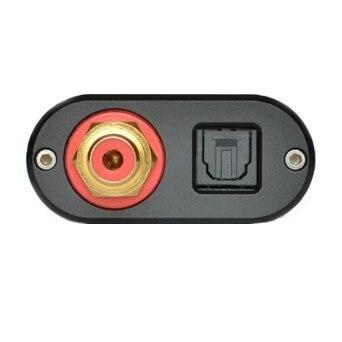 מיני USB לSPDIF ממיר קואקסיאלי/אופטי חה מידע PCM/AC3/DTS תמיכה מקור פלט Hi Fi מגבר