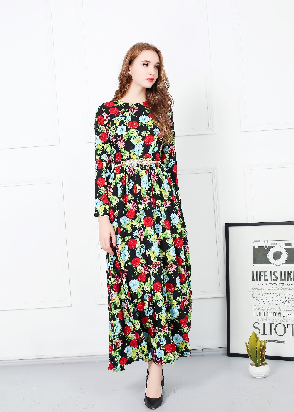 Popular Full Length Summer Dresses-Buy Cheap Full Length Summer ...