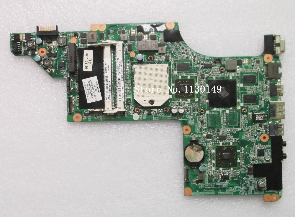 615686-001 Free shipping for HP DV7 DV7-4000 motherboard laptop DA0LX8BM6D0 DA0LX8MB6E1 DA0LX8MB6D1